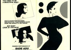Sade's 1st US appearance Danceteria 1983