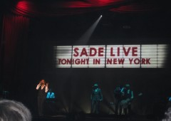 Sade, Super Bien Total, Live, New York, Tour, 2011